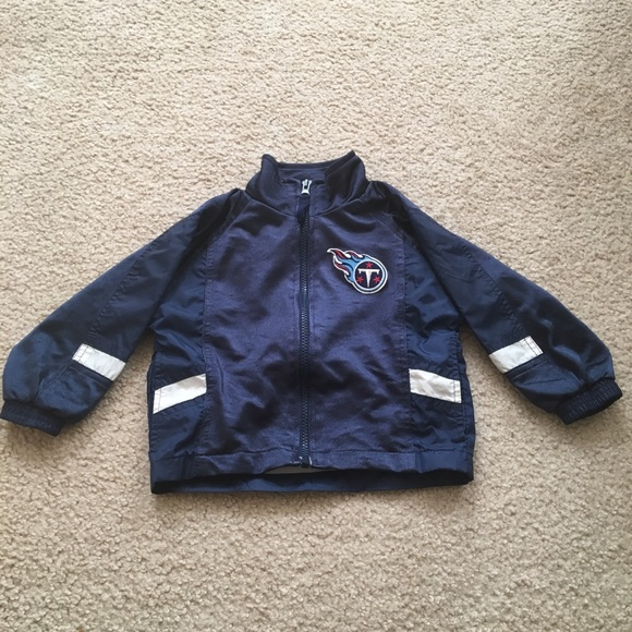 afd1a526 NFL Tennessee Titans kids jacket 2T